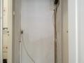 ruimte maken voor uitbreiding douche ruimte
